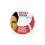 Full color duplicate CD printing and recording in Miramar, Florida.