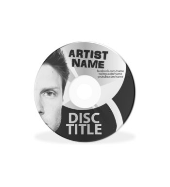 Mass CD printing & duplication for mixtapes or software in Miramar, Florida.