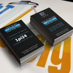 Uber Referral Cards printed on Premium Card-Stock