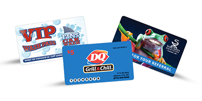 Custom Printed Plastic Cards